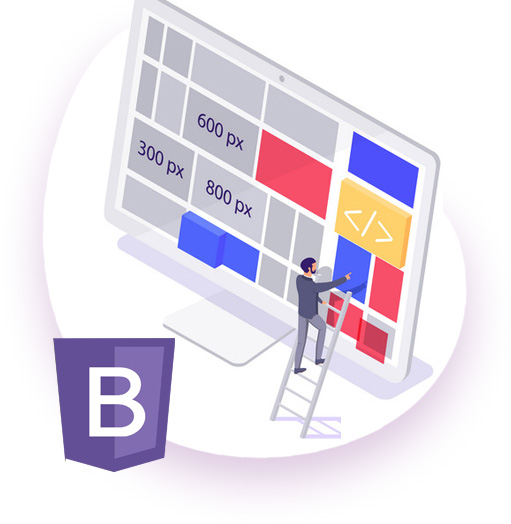 Bootstrap Development services in india