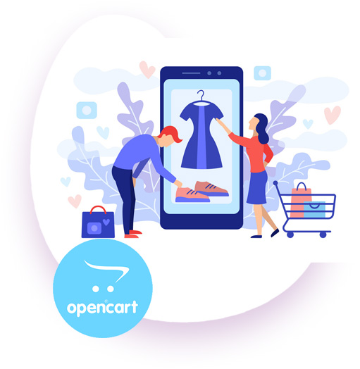 Opencart Development services in india