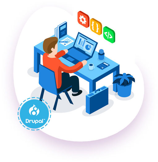 Drupal Development services in india