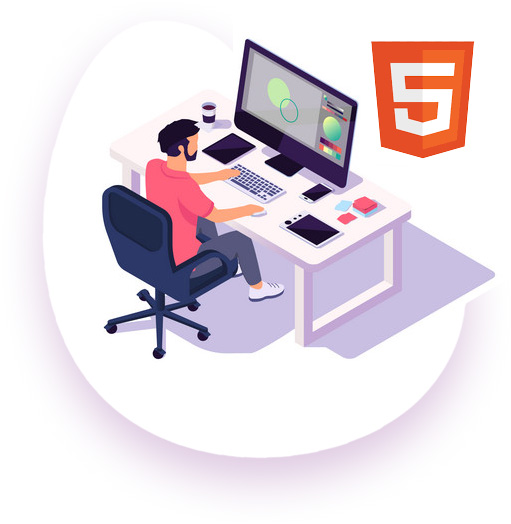 HTML Development services in india