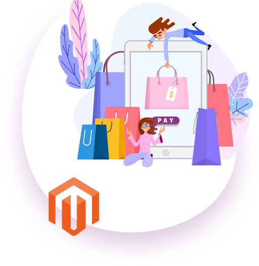 Magento Development services in india